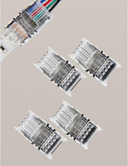 Conectores Cable con Tira